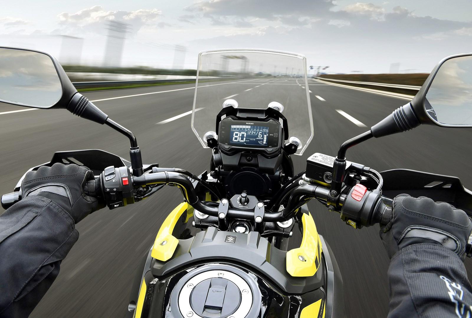 Suzuki Dl Top Speed